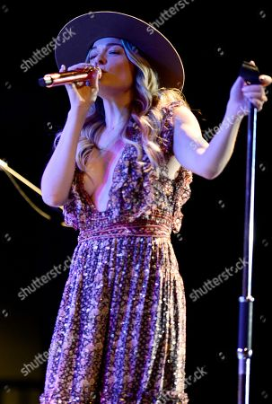 Editorial picture of LeAnn Rimes in concert at Seminole Casino Coconut Creek, Florida, USA - 14 Dec 2019