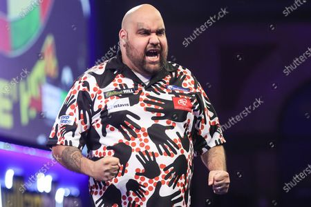 Editorial image of PDC World Darts Championship - 15 Dec 2019