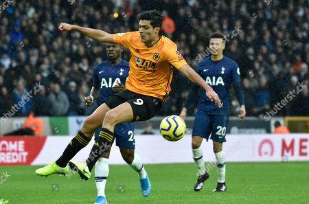 Editorial picture of Soccer Premier League, Wolverhampton, United Kingdom - 15 Dec 2019