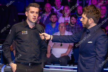 Editorial photo of World Snooker Scottish Open - 15 Dec 2019