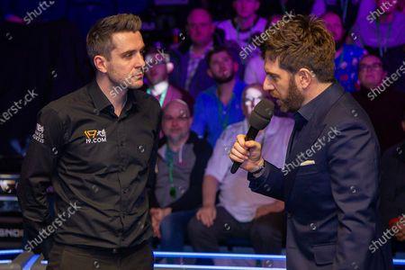 Editorial image of World Snooker Scottish Open - 15 Dec 2019
