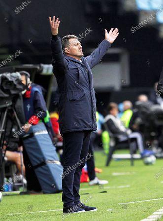 Editorial image of Celta Vigo vs RCD Mallorca, Spain - 15 Dec 2019