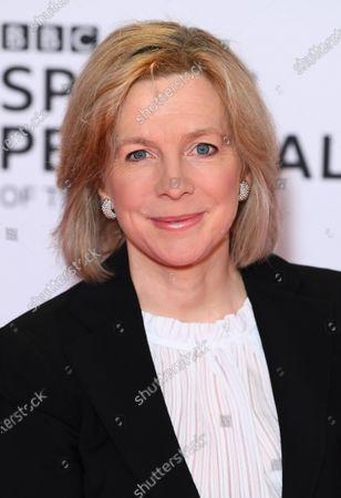 Stock Image of Hazel Irvine