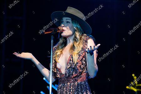 Editorial photo of LeAnn Rimes in concert at Seminole Casino Coconut Creek, Florida, USA - 14 Dec 2019