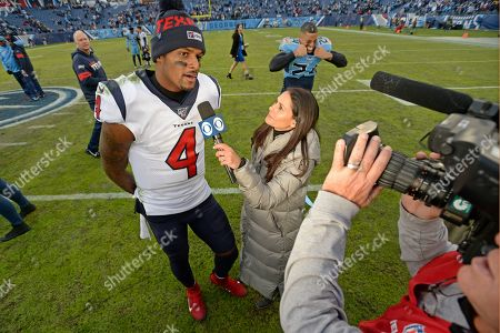 Editorial image of Texans Titans Football, Nashville, USA - 15 Dec 2019
