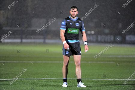 Tommy Seymour - Glasgow Warriors winger.
