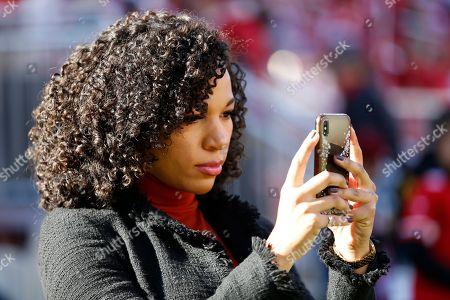 Editorial photo of Falcons 49ers Football, Santa Clara, USA - 15 Dec 2019