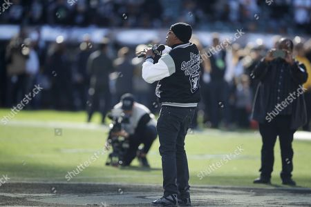 Editorial photo of Jaguars Raiders Football, Oakland, USA - 15 Dec 2019