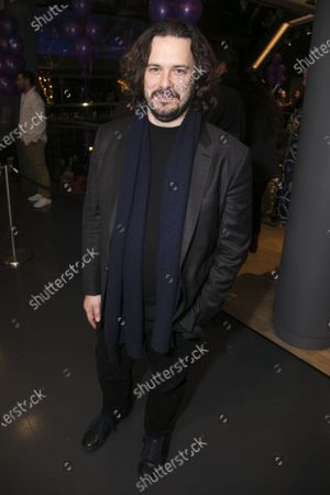 Stock Picture of Edgar Wright