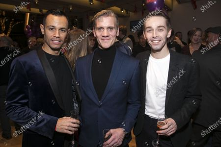 Editorial photo of 'The Red Shoes' musical, Gala Night, London, UK - 15 Dec 2019