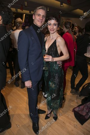Adam Cooper (Boris Lermontov) and Cordelia Braithwaite (Victoria Page/Lady Neston/Edith)