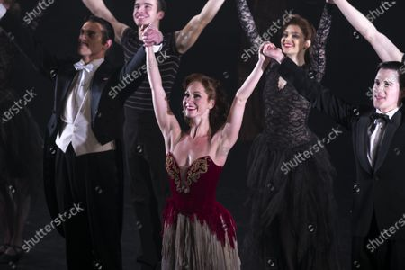 Editorial image of 'The Red Shoes' musical, Gala Night, London, UK - 15 Dec 2019