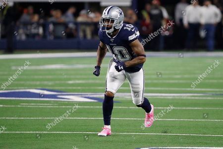 Dallas Cowboys wide receiver Tavon Austin (10) during an NFL football game against the Los Angeles Rams in Arlington, Texas