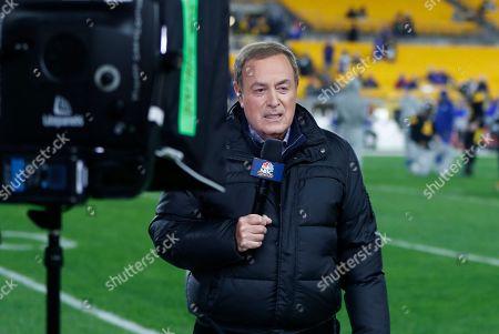 Editorial photo of Bills Steelers Football, Pittsburgh, USA - 15 Dec 2019