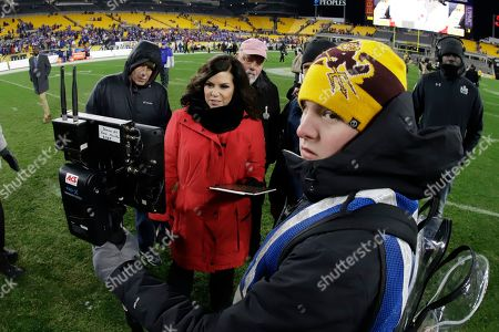 Editorial picture of Bills Steelers Football, Pittsburgh, USA - 15 Dec 2019