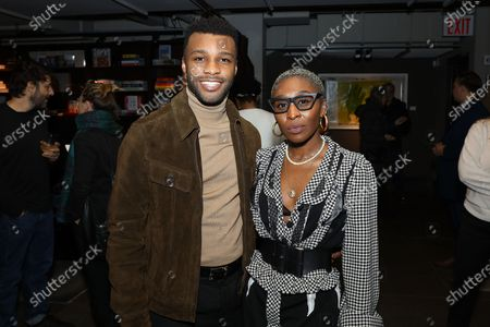 Editorial picture of 'Harriet' New York City Tastemaker hosted by Spike Lee, USA - 15 Dec 2019