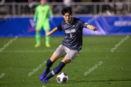 Editorial picture of College Cup Soccer, Cary, USA - 15 Dec 2019
