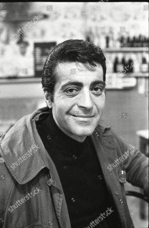 Stock Picture of Paul Stassino as Miklos Zadic