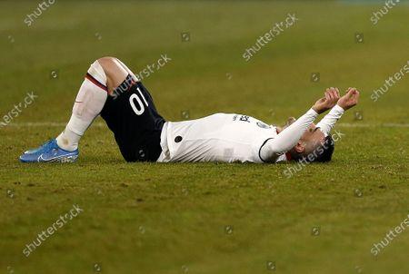 Editorial image of Football: Germany, 1. Bundesliga, Gelsenkirchen - 15 Dec 2019
