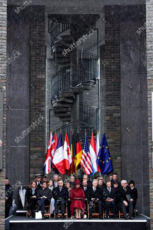 Editorial picture of 75th anniversary of the Battle of the Bulge, Belgium - 16 Dec 2019