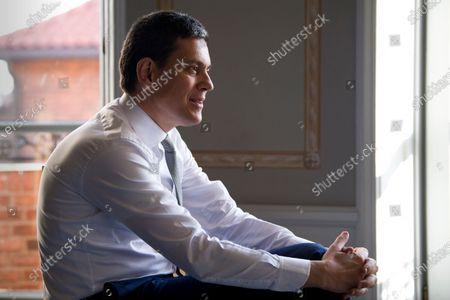 Editorial photo of David Miliband visit to Stockholm, Sweden - 04 Nov 2019