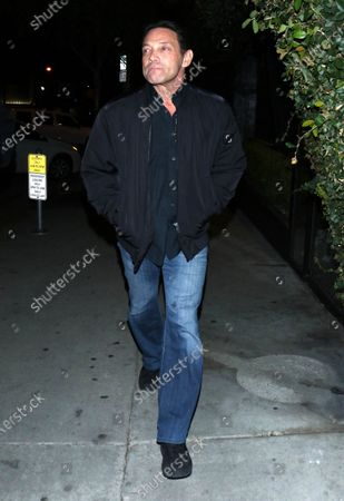 Editorial picture of Jordan Belfort out and about, Los Angeles, USA - 15 Dec 2019