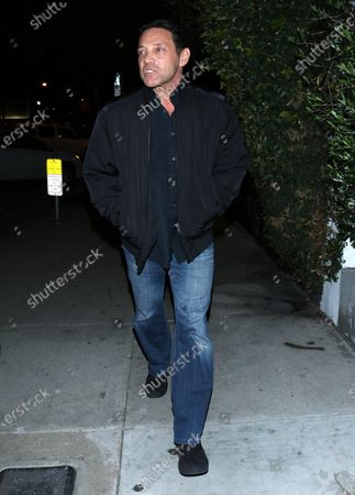 Editorial photo of Jordan Belfort out and about, Los Angeles, USA - 15 Dec 2019