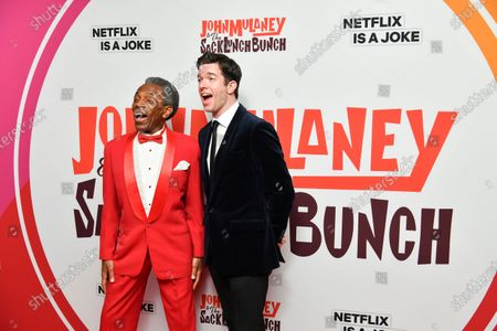 Editorial image of 'John Mulaney and The Sack Lunch Bunch' premiere, Arrivals, Metrograph Theater, New York, USA - 16 Dec 2019