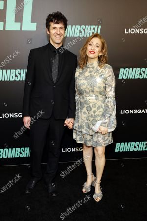 Editorial image of 'Bombshell' film screening, Arrivals, Jazz at Lincoln Center's Frederick P. Rose Hall, New York, USA - 16 Dec 2019
