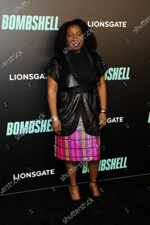 Editorial photo of 'Bombshell' film screening, Arrivals, Jazz at Lincoln Center's Frederick P. Rose Hall, New York, USA - 16 Dec 2019