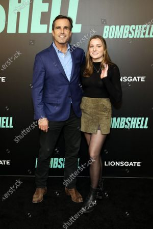 Stock Picture of Bob Woodruff and Claire Woodruff