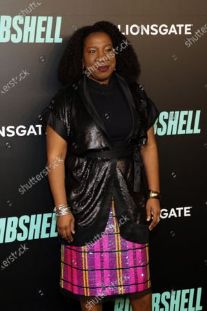 Stock Photo of Tarana Burke