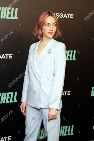 Stock Image of Violett Beane