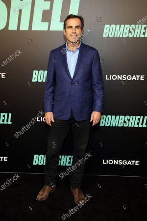 Stock Photo of Bob Woodruff