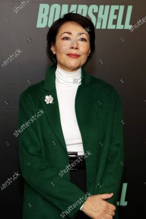 Stock Picture of Ann Curry