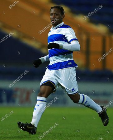 Stock Photo of Lemar Griffiths of QPR