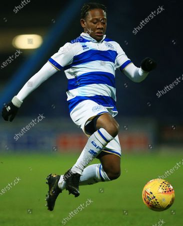 Lemar Griffiths of QPR