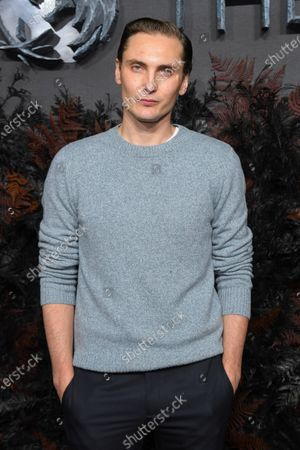 Editorial photo of 'The Witcher' TV show, season one launch photocall, London, UK - 16 Dec 2019
