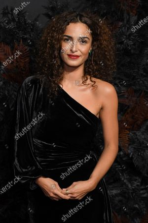Stock Picture of Anna Shaffer