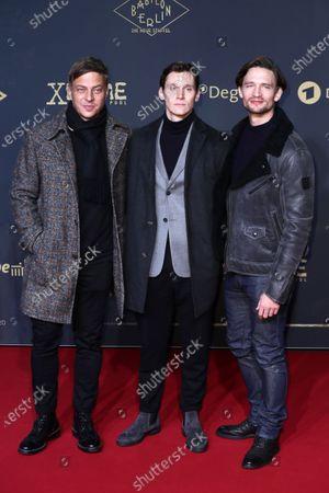 Editorial image of 3rd season of Babylon Berlin premiere in Berlin, Germany - 16 Dec 2019