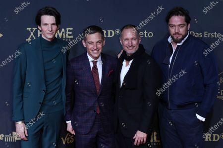 Editorial picture of 3rd season of Babylon Berlin premiere in Berlin, Germany - 16 Dec 2019