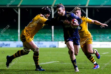 Editorial picture of Worcester Cavaliers v Wasps A, UK - 16 Dec 2019
