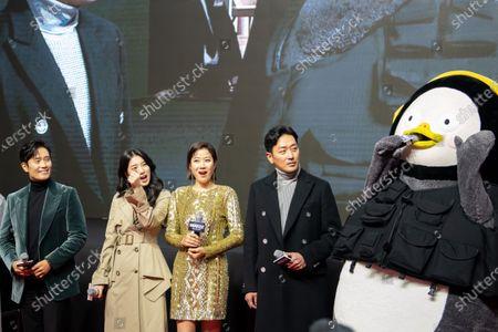 Byung-hun Lee, Suzy Bae (Miss A - Suzy), Jeon Hye-Jin, Ha Jung-Woo, Pengsoo