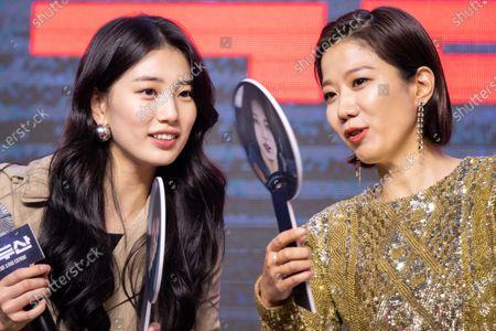 Suzy Bae (Miss A - Suzy), Jeon Hye-Jin