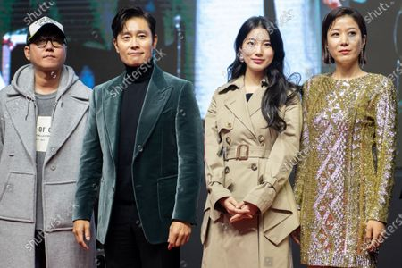 Lee Hae-jun, Byung-hun Lee, Suzy Bae (Miss A - Suzy), Jeon Hye-Jin