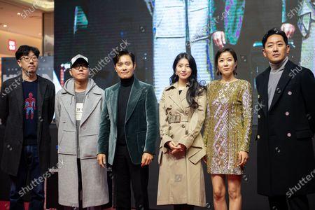 Kim Byung-seo, Lee Hae-jun, Byung-hun Lee, Suzy Bae (Miss A - Suzy), Jeon Hye-Jin, Ha Jung-Woo
