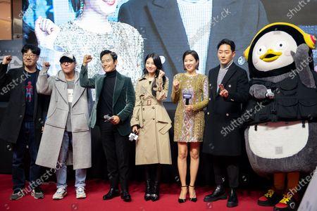 Kim Byung-seo, Lee Hae-jun, Byung-hun Lee, Suzy Bae (Miss A - Suzy), Jeon Hye-Jin, Ha Jung-Woo, Pengsoo