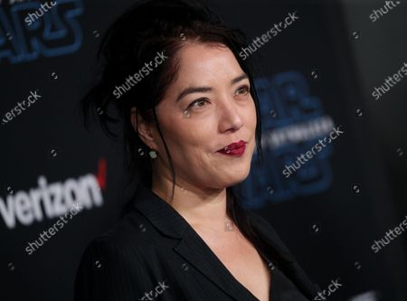 Editorial picture of 'Star Wars: The Rise of Skywalker' film premiere, Arrivals, TCL Chinese Theatre, Los Angeles, USA - 16 Dec 2019