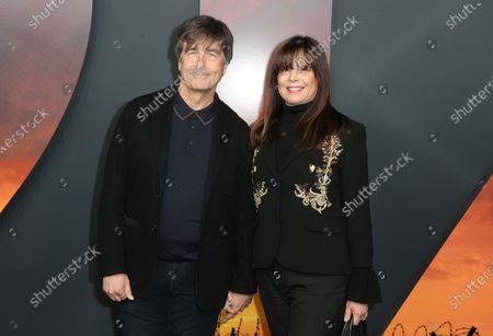 Thomas Newman and Ann Marie Zirbes