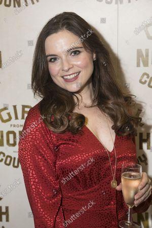 Gemma Sutton (Katherine Draper)